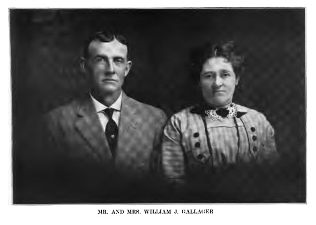 Mr. and Mrs. William Gallager